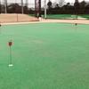 ラウンド前の効果的なパッティング練習