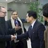 国連事務次長、北朝鮮に到着…外相らと会談へ