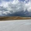 冬の鳥取砂丘☆
