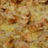 鶏のチーズダッカルビ