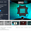 【無料化アセット】特大ボリュームのボタンや背景画像を含むUI素材集(SF、メタル、ナチュラル、フラット、カラフル)5アセットが無料化!「SCI-FI」「Metal Chrome vol.1」「Nature vol.1」「Flat」「Colorful vol.2」