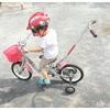 3歳6か月次男の自転車デビュー  [お下がり自転車]