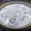 鍋スタートです ~ ウルトラ生姜鍋