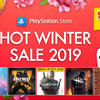 PlayStation Storeにて「HOT WINTER SALE 2019」が開催!