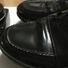 女性の革靴も磨きました サフィール ノワール(SAPHIR Noir)クレム1925 ブラック