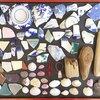 漂流物: シー陶器。同志と江の島整備と湘南モノレール