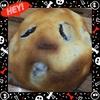 ハロウィンにぴったりな豆パンを発見!