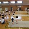 5年生:体育 開脚前転