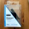 KORG クリップチューナー「Pitchclip2」を買った