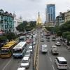 ミャンマー一人旅part2