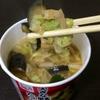 永谷園の「大きな野菜がたっぷり!(即席みそ汁)」を飲みました!《フィラ〜食品シリーズ #22》