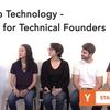 技術系創業者へのアドバイス (Startup School 2018 #20)
