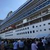 ダイヤモンドプリンセス号が10月14日敦賀港に再び寄港します!