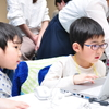 29人の子どもたちが大興奮!ビズリーチ初の子どもプログラミング体験会