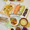 【和食】海苔巻き3種/3 Kinds of Sushi Rolls