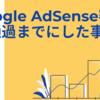 Google AdSenseを通過するまでにした事