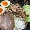 【山岡家】黒ごま担々まぜそばを食べた!【期間限定】