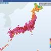 【悲報】日本さん、猛暑でめちゃめちゃ