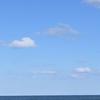 散文夢想「まばゆくとも静かなる青い渚とめぐり来る初夏に寄せて」。