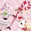 描きました。(12月17日 PSO2 自キャラキャス子ちゃんクリスマス)