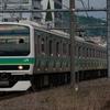 8/17 E231系マト118編成 NN入場回送
