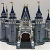 レゴ ディズニーキャッスル 71040 の作り方。組み立て過程をレポートします。(追記あり)