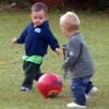 子供の表情=今日の練習の評価