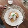 【育児中の朝ごはん】フレンチトーストで朝ごはん