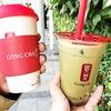 【吉祥寺】Gong cha(ゴンチャ)ほうじ茶ミルクティーとホットのゴンチャスペシャル