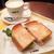 ドトールコーヒー|モーニングBセット「たらもサラダ」について