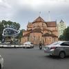 サイゴン中央郵便局とサイゴン大教会をさらっと見学