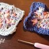レッスンレポート)3/11個人レッスン 久しぶりの編み物は楽しいです