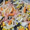 今日のゴーシ飯:カルボナーラ