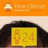 今日の顔年齢測定 282日目