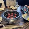 家族団欒 Birthday Lunch @「焼肉マルコウ 又丸(またまる)店」