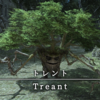【FF14】 モンスター図鑑 No.104「トレント(Treant)」
