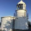 九州最古の洋式灯台:部埼灯台