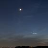 水星、東方最大離角前…