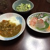母のお夕飯のメニュー