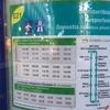 サンセバスチャン(ドノスティア)市街地からサンセバスチャン空港へのバス