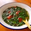 「中高年になる前に料理力を」、そしてイワシの梅煮、モロヘイヤのスープ