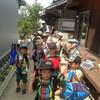 子ども室内キャンプ2回目☆8月6日