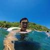 ニャチャンの海でボートツアーの巻(短め)
