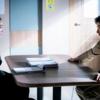 「キャリアを引く女」12話チェ・ジウとチュ・ジンモ、裁判前に切ない再会
