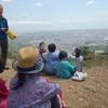 こども自然学校4月葦毛湿原✳︎登山したよー