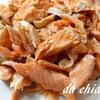 簡単ご飯のお供に、鮭の塩麹漬け