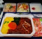 ANAの機内では、安全確認ビデオに歌舞伎の映像