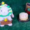 【小岩井農場 まきばのチーズケーキ 】セブンイレブン 12月19日(木)新発売、コンビニ スイーツ 食べてみた!【感想】
