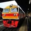 寝台列車でチェンマイへ(12月3日)