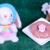 【桜もちっとドーナツ 桜フレーバー】ミスタードーナツ 3月6日(金)新発売、ミスド 桜 ドーナツ 食べてみた!【感想】